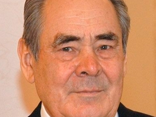 татарин Минтимер Шаймиев