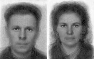 Композиционный портрет русских вятско-камской зоны