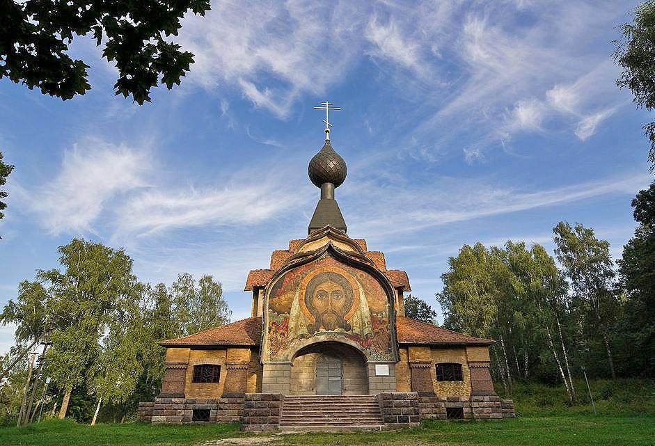 Церковь Святого Духа Талашкино