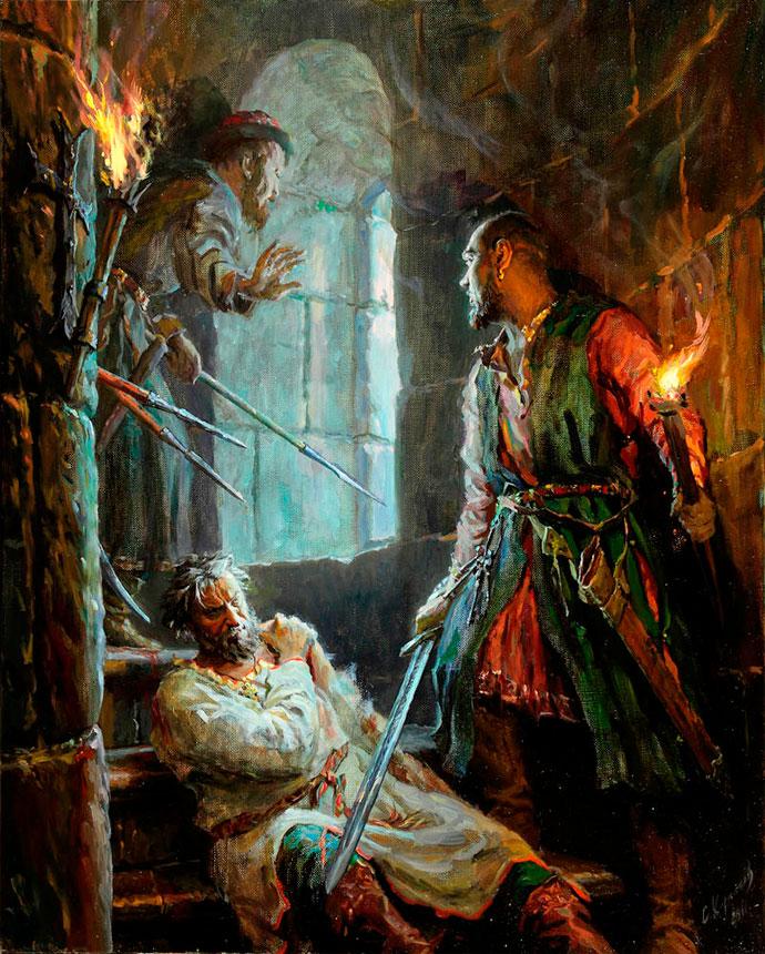 Убийство Андрея Боголюбского