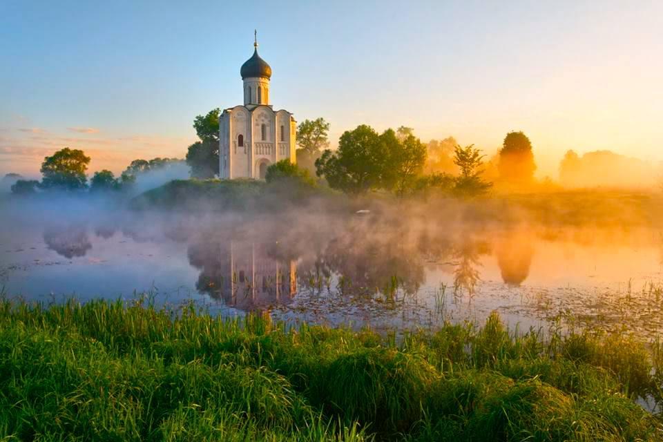 Покрова на Нерли Владимирская область