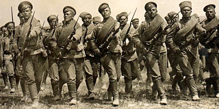 Исторические права русских Генофонд русских