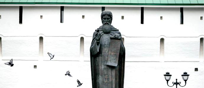Сергий Радонежский покровитель всех русских