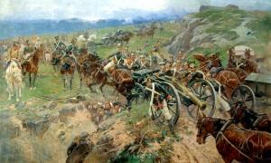 война с Персией 1804-1813 годы