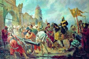 Ливонская война в 1558-1583 годах
