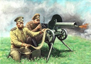 Первая мировая война 1914-1917 годы