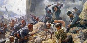 Первая турецкая война Екатерины 1768-1774 годы