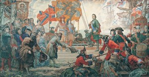 Северная война с 1700 по 1721 годы