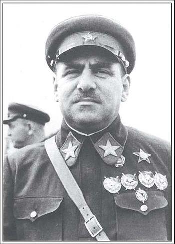 Василий Константинович Блюхер