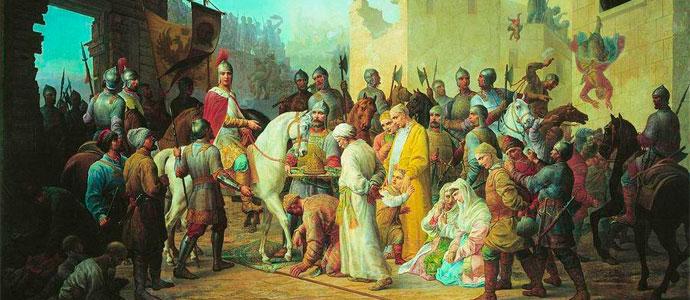 Как Иван Грозный завоевал Казань