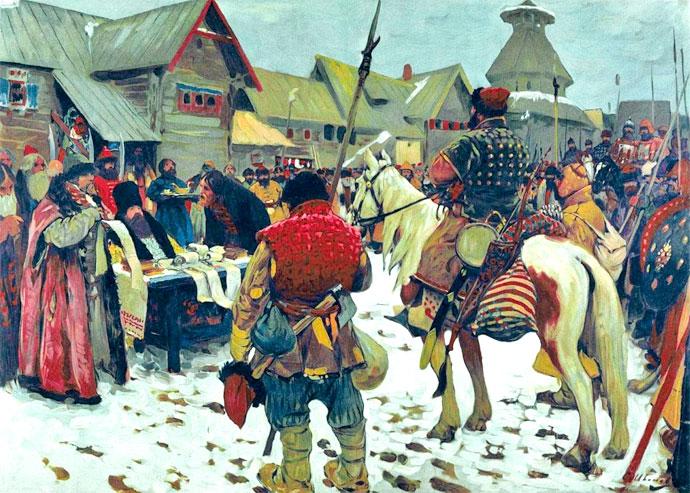 Войны русских против казанских татар